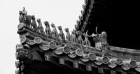 Forbidden City Roof Charms