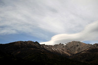 Storm on the Mountail